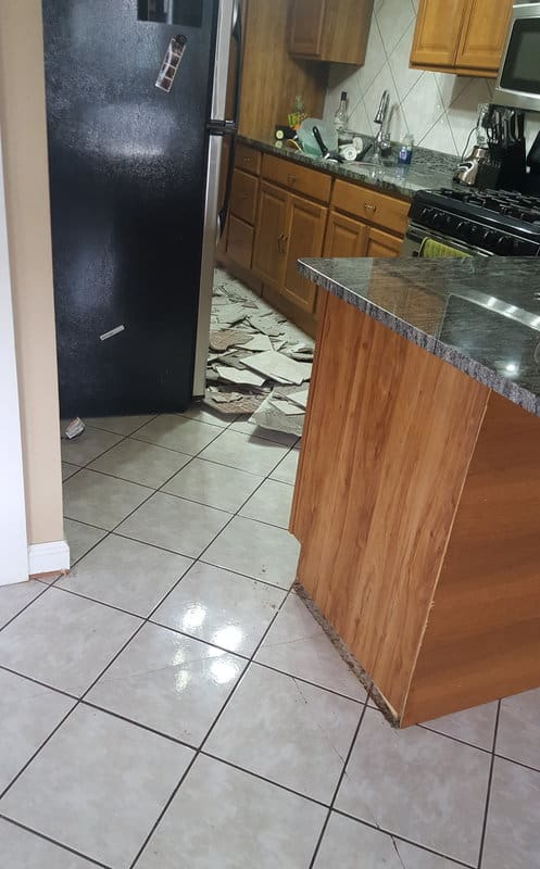 kitchen floor remodel woodstock il
