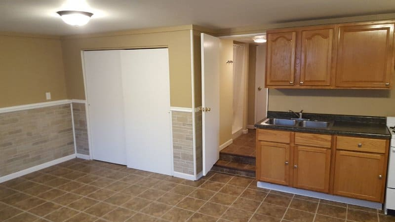 another after pic of kitchen remodeling woodstock il