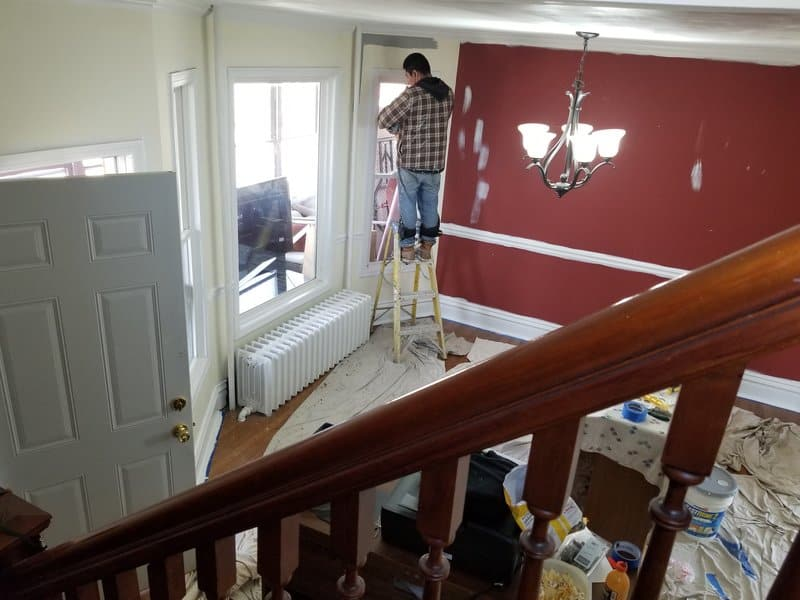 professional painters in woodstock il