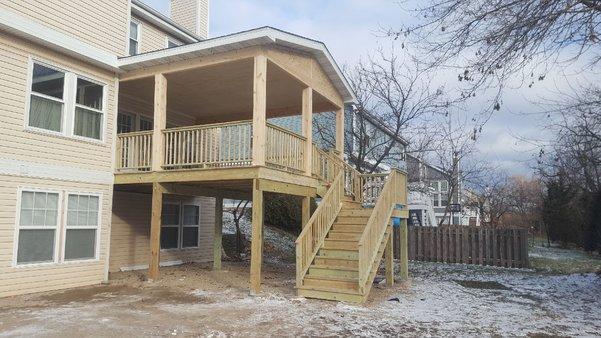 deck installation woodstock il